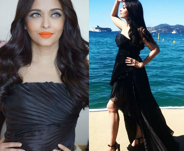 aishwarya rai makeup at cannes film festival