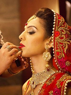 Bridal Trial Makeup Artist in Delhi NCR, Gurgaon