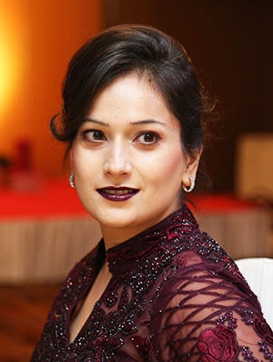 Cocktail and Reception Makeup Artist in Delhi NCR, Gurgaon